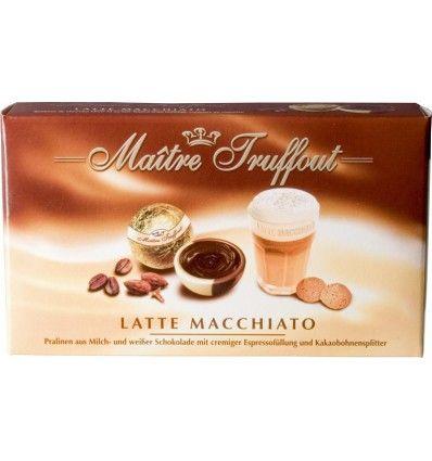 Maitre Truffout - dezert Latté Macchiato 84g