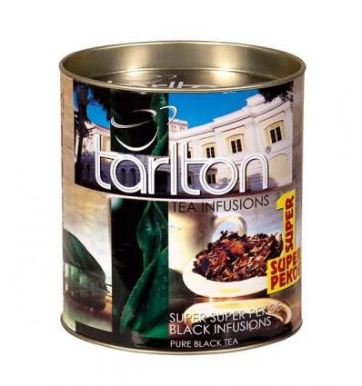 Tarlton - černý sypaný čaj - Super Pekoe malá dóza 100g