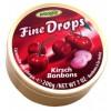 """Woogie - """"Fine Drops"""" bonbóny v plechové dóze Třešeň 200g"""