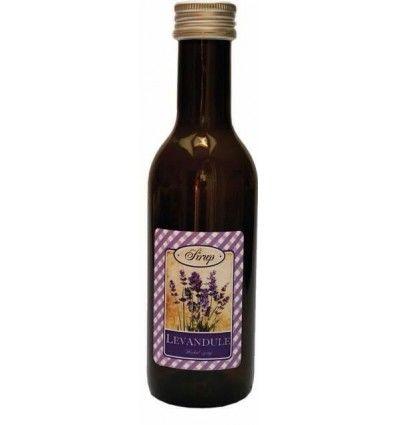 Procyon - Bylinný sirup / Levandule - na uklidnění 185 ml