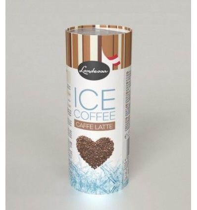 Landessa - Ledová Káva CAFFE LATTE (papírový přebal) 230ml