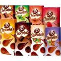 Hamlet - mléčné čokoládové chipsy  125g