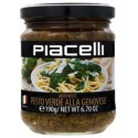 Piacelli - Bazalkové pesto 190g