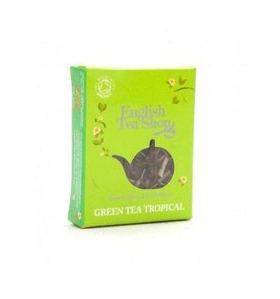 ETS - mini krabičky - Zelený čaj & Tropické ovoce 2g