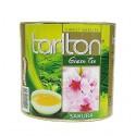 Tarlton - zelený sypaný čaj aromatizovaný - Sakura malá dóza 100g