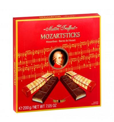 Maitre Truffout - Mozartovy koule krabička 200g